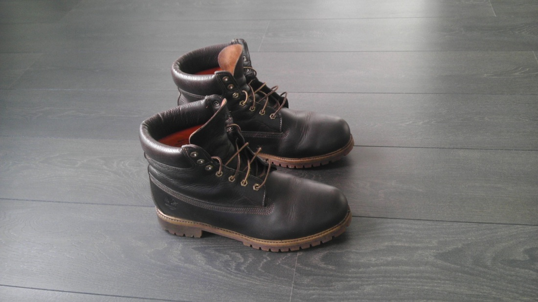cleaning how to clean timberland boots